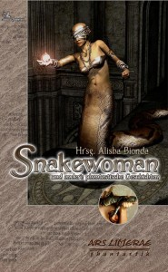 Snakewoman Cover