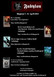Blogtour April 14