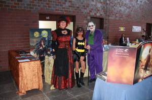Joker und Batgirl sind auch mit dabei