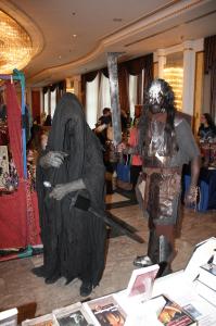 Nazgul und Ork vereint