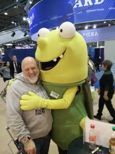 Ein BIG HUG zum Abschied von Georg von Geolino *smack*