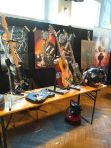 ... und Musikinstrumente